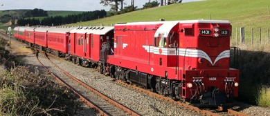 The Kapuni Rambler Rail Excursion
