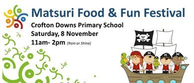 Matsuri Food & Fun Festival