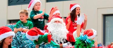 Christmas Parade and Cracker Christmas Festival