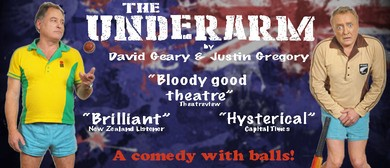 The Underarm - by David Geary and Justin Gregory
