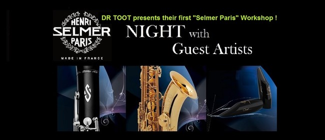 Selmer Night with Guest Artists