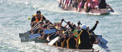 Masterton Dragon Boating Fun Regatta