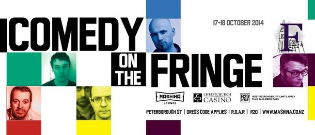 Comedy on the Fringe