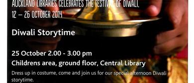 Diwali Storytime