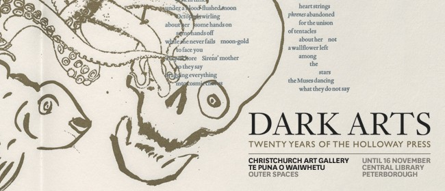 Dark Arts: Twenty Years of the Holloway Press