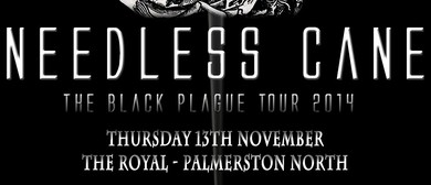 Needless Cane (The Black Plague Tour)