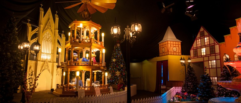 The Christmas Grotto Experience