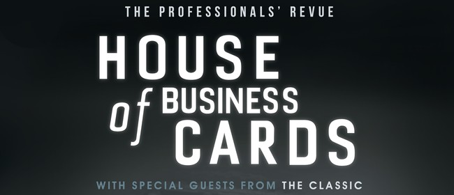 The Professionals' Revue - House of Business Cards