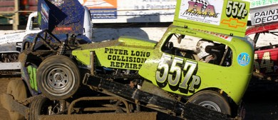 Robin Pratt Memorial for Stockcars
