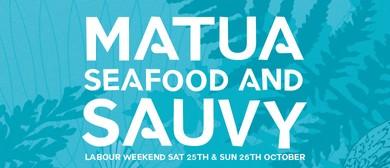 Seafood & Sauvy