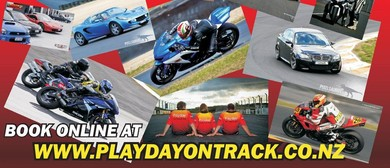 Play Day on Track