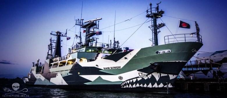 Sea Shepherd Ship Tours