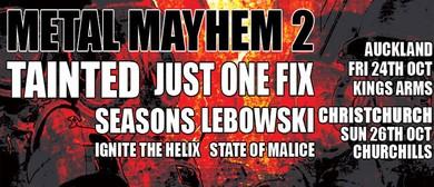 Metal Mayhem 2