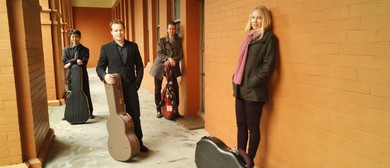 The NZ Guitar Quartet