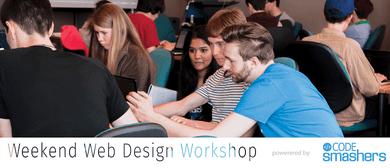 CodeSmashers - Intro to Web Design (Weekend Workshop)