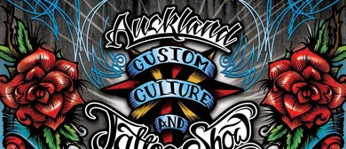 Custom Culture and Tattoo Show