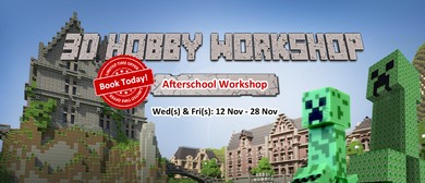 3D Hobby Afterschool Workshop