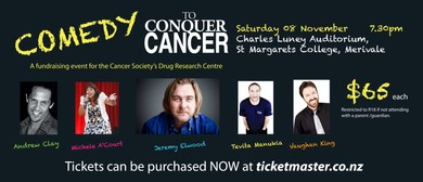 Comedy to Conquer Cancer