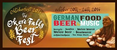 Beer Fest w/ Schweinshaxe & Beer Happy Hours