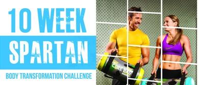 Spartan 10 Week Transformation Challenge