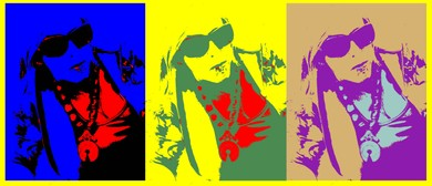 Photoshop Pop Art and Printing