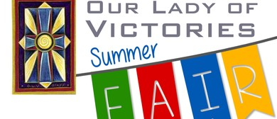 Our Lady of Victories Summer Fair