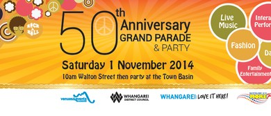 50th Anniversary Grand Parade & Party
