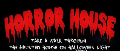 Horror House - Halloween Walk Through