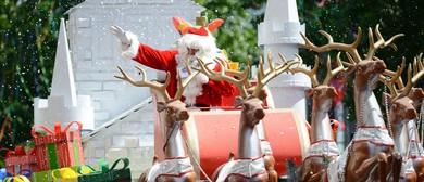 Auckland Farmers Santa Parade