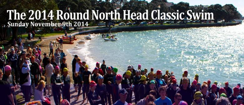Round North Head Classic Ocean Swim