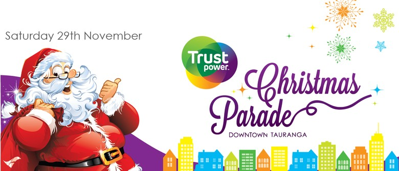 Trustpower Christmas Parade