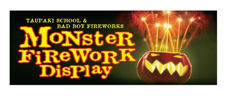 Monster Fireworks Display