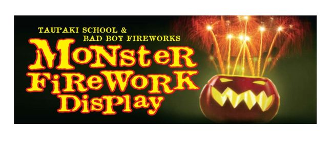 Monster Fireworks Display