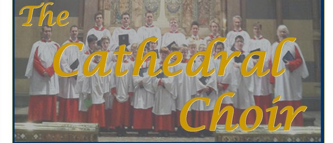 An Evening with the Cathedral Choir
