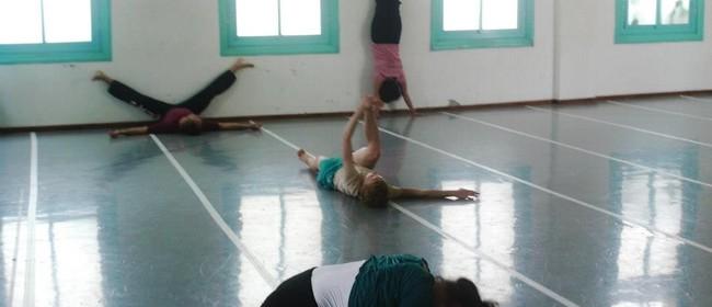 Contemporary Dance Classes Beginner Level