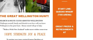 The Great Wellington Hunt