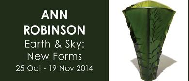 Ann Robinson: Earth & Sky (2014)