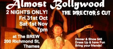Almost Bollywood: The Director's Cut, Dinner & Show