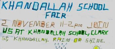 Khandallah School Fair