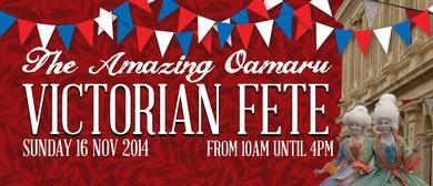 The Amazing Oamaru Victorian Fete