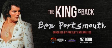The King is Back - Ben Portsmouth World Tour 2015