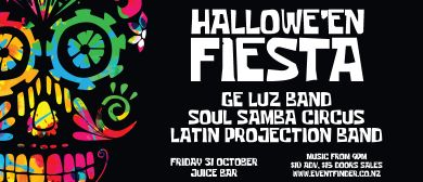Halloween Fiesta