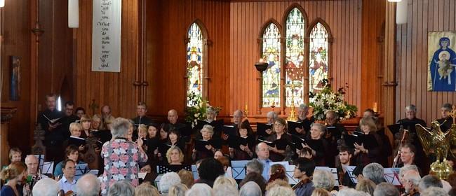 Auckland Welsh Choir & Devonport Chamber Orchestra