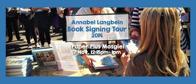 Annabel Langbein Book Signing