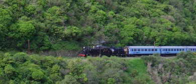 Manawatu Gorge Railway Excursion