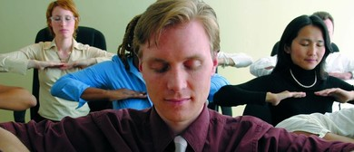 Take A Breather - 1 Hour DeStress Workshop for the East
