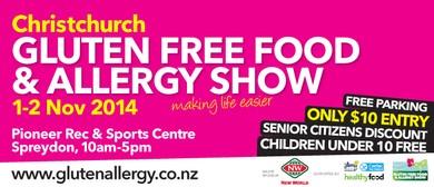 Gluten Free Food & Allergy Show