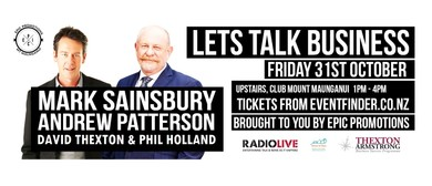 Lets Talk Business