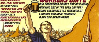 Laundry Labour Weekend Special