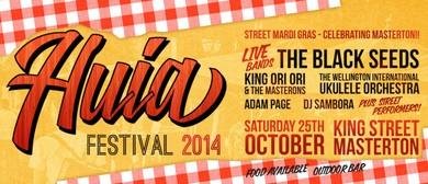 Huia Festival 2014